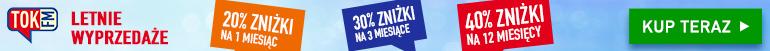 Przedłuż dostęp Premium 20% taniej!